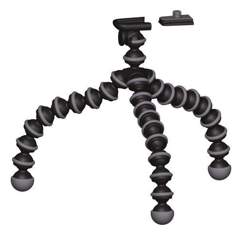 Joby GP1-A1EN Gorillapod Flexible Tripod (Grey)