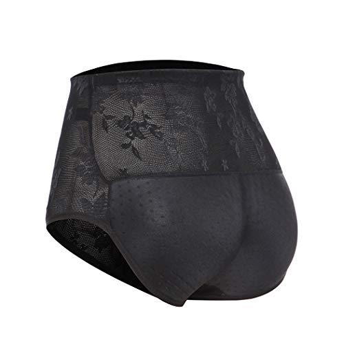 Butt Lifter Shapewear Panties for Women High Waist Padded Underwear Seamless Hip Enhancer Briefs Body Shaper -