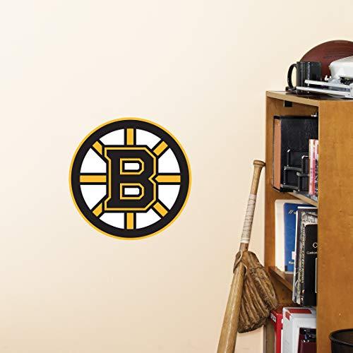 - FATHEAD Boston Bruins Removable Wall Decor, Big, Multicolor