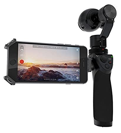 DJI OSMO (NA) Handheld Fully Stabilized 4K 12MP Camera Digital Camera Accessory Kits at amazon