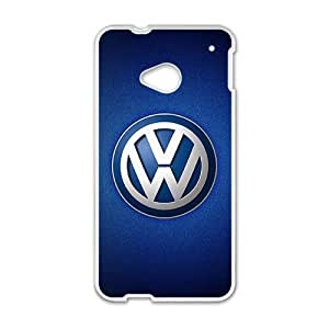 VW sign fashion cell phone case for HTC One M7