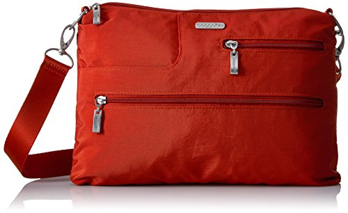 Tablet Crossbody with RFID Messenger Bag, Adobe, One Size