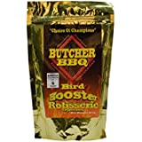 Butcher BBQ Bird Booster Rotisserie Flavor Injection. This Product Set the Standard for Moisture and Flavor for Poultry Injections.