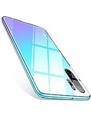 AINOPE Coque pour Huawei P30 Pro, TPU Souple Mince pour P30 Pro Coque Transparent, Housse Etui de Protection [Anti-Jaune][Ultra Fine] [Ultra Léger] pour Huawei P30pro 6.47in 2019