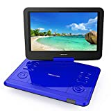 "Best Portable DVD Players - DBPOWER 12.1"" Portable DVD Player with Rechargeable Battery Review"