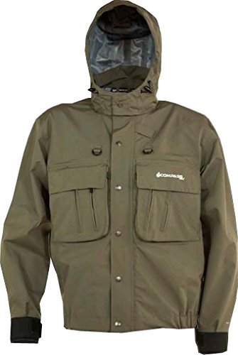 HT23105-85-MD Hells Gate Wading Jacket, Stone, Md -  Compass360, HT23105-85 MEDIUM
