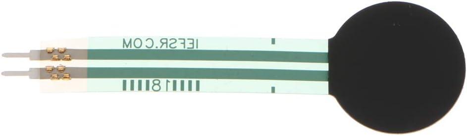 R/ésistance Sensible /à La Force 1,27 Cm B Baosity 2Pcs FSR402 FSR Capteur De Pression /à Couche Mince