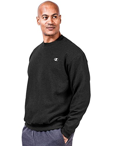 Champion Big & Tall Men's Fleece - 25% Sweatshirt Polyester