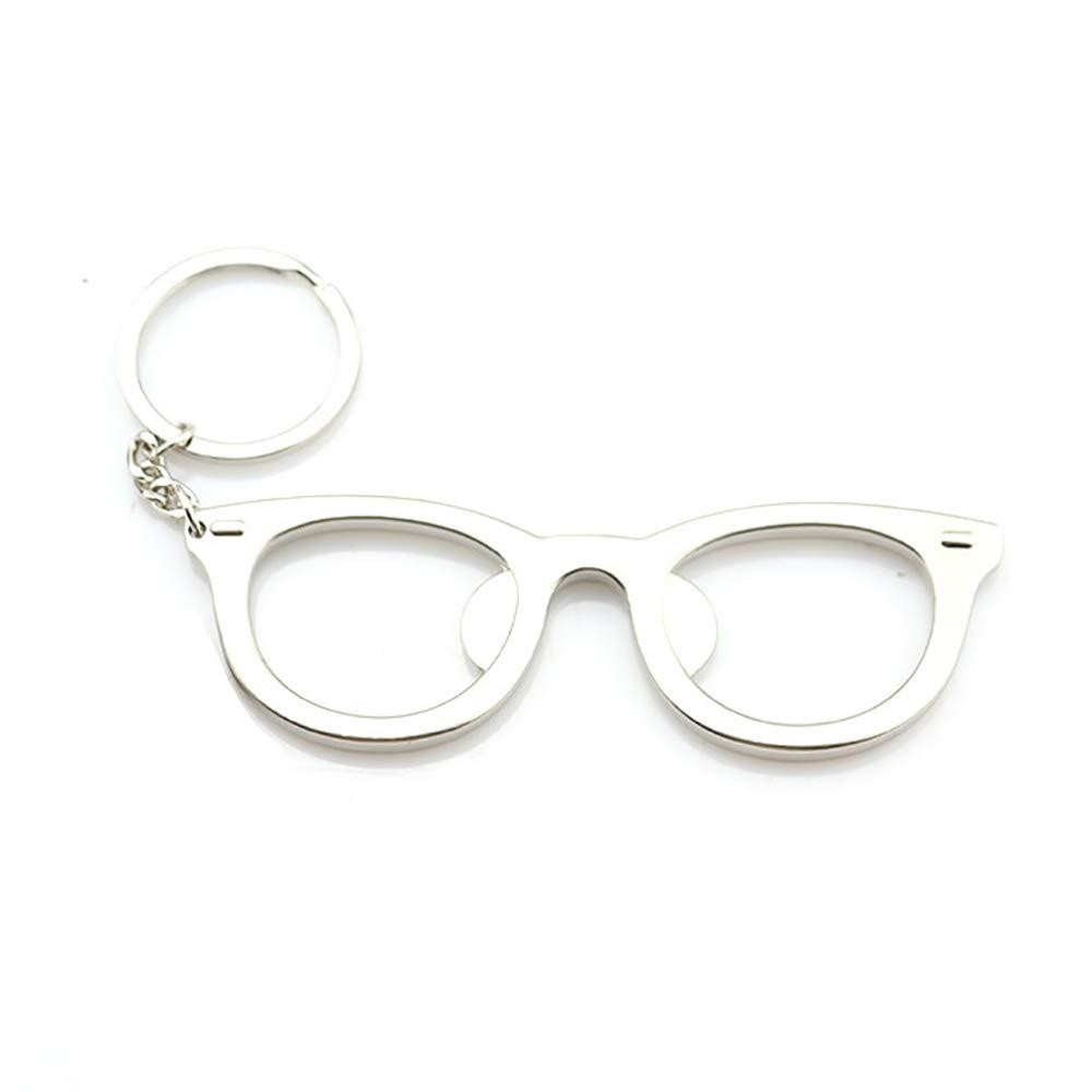Llavero, diseño de gafas para parejas: Amazon.es: Bricolaje ...