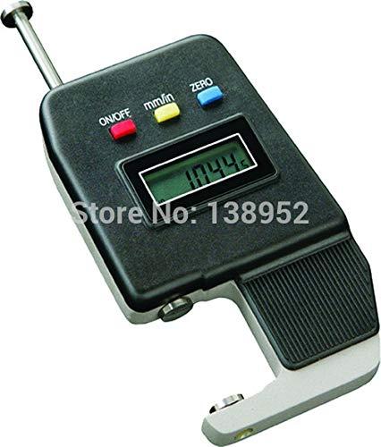 HOKUGA: 0-15mm Digital Pocket Jewel Gem Gemstone Thickness Gauge Caliper 0.01mm Diamond Measure Tools ()