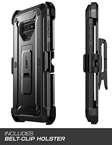 new concept 819fa 8a21e SUPCASE Samsung Galaxy Note 9 Case, Full-Body Rugged Holster Case ...