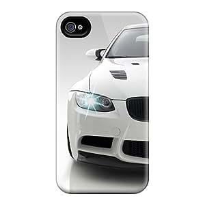 Iphone 4/4s PtQ11762WTdP Custom Stylish Iphone Wallpaper Series Scratch Protection Hard Phone Case -KellyLast