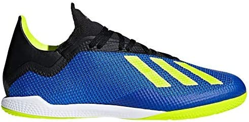 adidas Unisex Child Boys DB2425 X Tango 18.3 Indoor Blue
