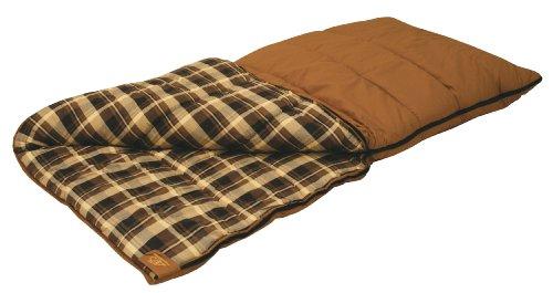 ALPS OutdoorZ Redwood Minus 25 Degree Rectangle Sleeping Bag, Outdoor Stuffs