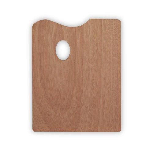 Wooden Palette 10X12 Oblong by Art Alternatives