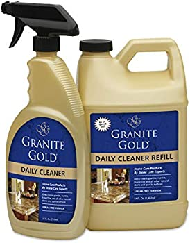 Granite Gold Daily Cleaner Spray & Refill Value Pack