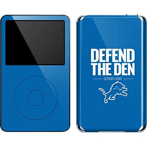 Detroit Lions Ipod Skin - 9