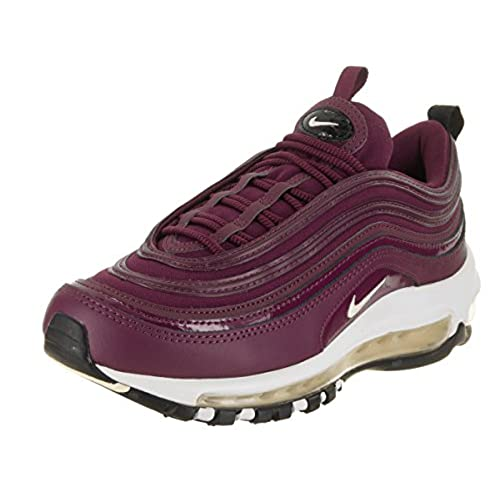 "Nike Air Max 97 Premium ""Bordeaux"" Retro, Zapatillas Deportivas de Mujer 80% OFF ameshop.top"