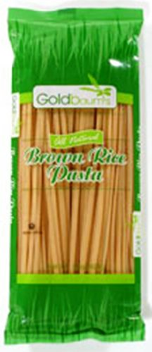 Natural Goldbaums (Goldbaums Brown Rice Pasta - Fettuccine, 16-Ounce (Pack of 6))