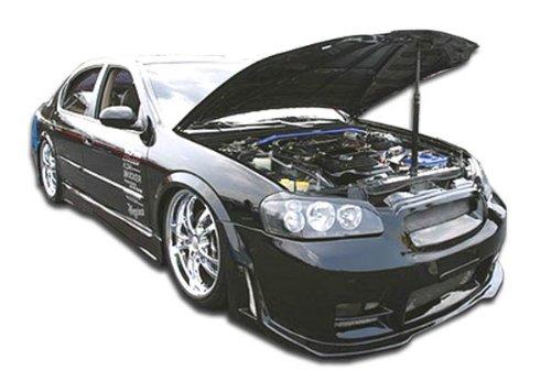 2000-2003 Nissan Maxima Duraflex R34 Body Kit - 4 Piece - Includes R34 Front Bumper Cover (100143) Evo 5 Rear Bumper Cover (100140) Evo 5 Side Skirts Rocker Panels (100141)