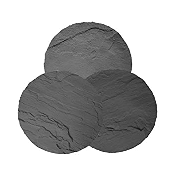 Weekend Warrior Concrete Stamp Kit | Concrete Texturing System For Stepping  Stones, Landscape Edging,