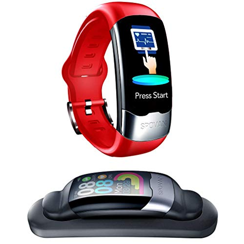 Smartwatches, Calorie Counter Watch Smart Bracelet, ECG+PPG+HRV Heart Rate Blood Pressure Monitor Sleeping Sports…