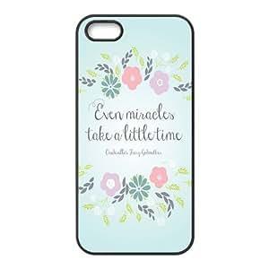 iPhone 4 / iPhone 4s TPU Gel Skin / Cover, Custom TPU iPhone 4g Back Case - Cinderella Quotes