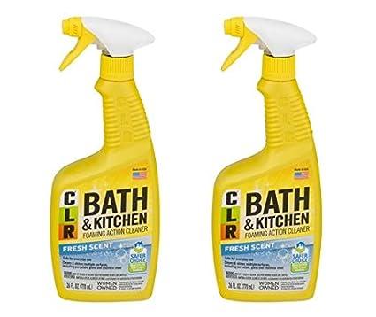 Amazon Com Clr Bath Kitchen Multi Surface Cleaner 26 0fl