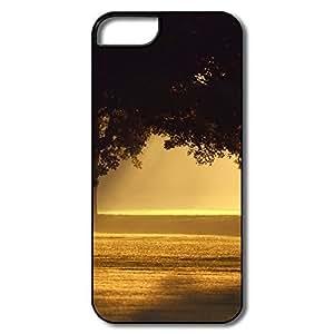 Cute Beautiful Sunset Light IPhone 5/5s Case For Family wangjiang maoyi