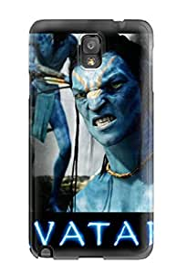 4741442K29873101 New Diy Design Jake Sully In Avatar For Galaxy Note 3 Cases Comfortable For Lovers And Friends For Christmas Gifts