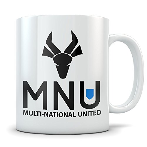 For Rent National Costumes (District 9 Mug - Multi-National United Movie Coffee Cup With Prawn)