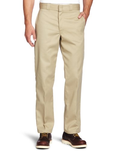 Dickies 874KH40X30 Khaki Traditional Work Pants - 40-inch x