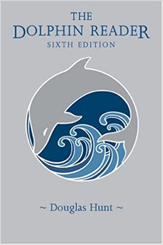 Amazon the dolphin reader 0046442218467 douglas hunt books the dolphin reader 6th edition fandeluxe Images