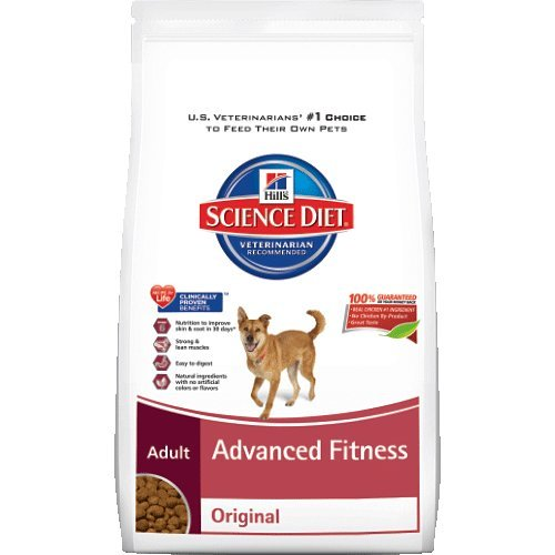 Hills Science Diet Adult Advanced Fitness Original Dry Dog Food 38.5-Pound