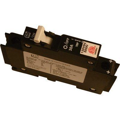 MidNite Solar Photovoltaic DC Circuit Breaker - 30 Amp, Model# MNEPV30