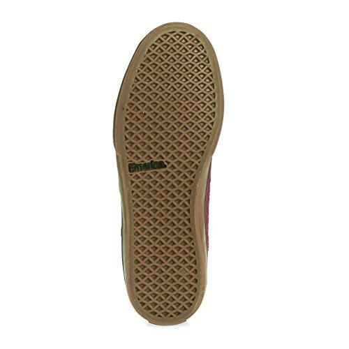 gum Provost Toy X Scarpe Skateboard Slim Da Uomo Vulc Machine Emerica Burgundy PwqCU4Ux