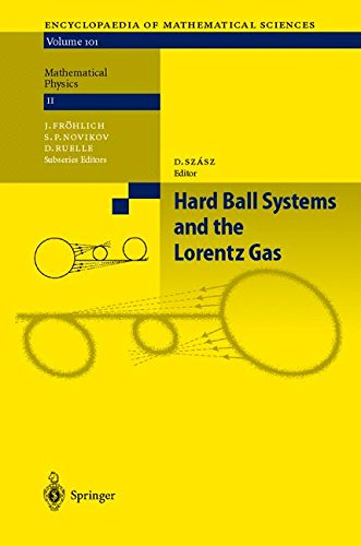 Read Online Hard Ball Systems and the Lorentz Gas ebook