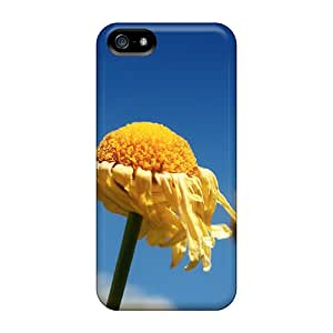 Premium Klk2633WKjo Cases With Scratch-resistant/ Faded_flower Cases Covers For Iphone 5/5s