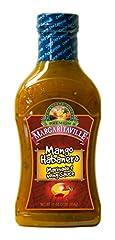 Mango Habanero Marinade/Wing Sauce