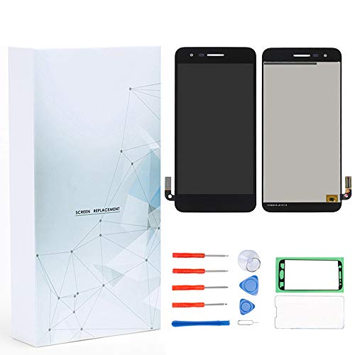 Maojia Screen Replacement for LG Aristo 2 X210/SP200 Tribute Dynasty/K8 2018/Zone 4 X 210V/Fortune 2/Risio 3 Glass LCD Display Touch Digitizer Assembly + - Lcd Lg Replacement Screen