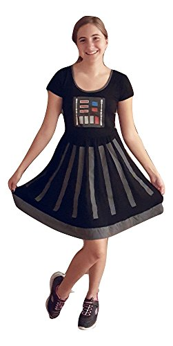 Disney Parks Star Wars Darth Vader Dress by HER Universe (XS)