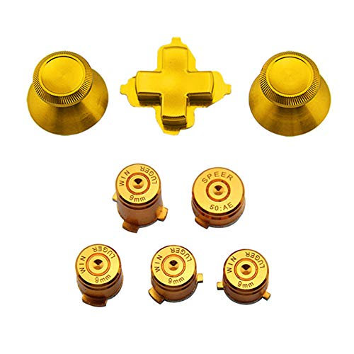 xbox one bullet buttons gold - 4