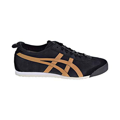 Onitsuka Tiger Mexico 66 in Black/Caravan by, 7 by Onitsuka Tiger