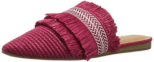 Lucky Brand Women's Baoss Mule, Sb Red, 7 M US by Lucky Brand