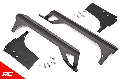 Rough Country 70503 LED Mounts Upper Windshield 50