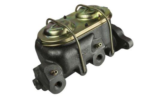 The Right Stuff DBMC11 Dual Bail Master Cylinder with Bleeder (Licensed GM Restoration Part)