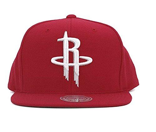 Houston Rockets Mitchell And Ness: Houston Rockets Mitchell And Ness Hat, Rockets Mitchell