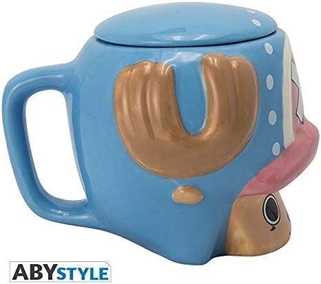 One Piece 3d tasse tonneau café tasse de café Gobelet Tasse 350 ml