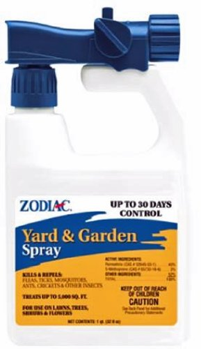Zodiac Flea and Tick Yard & Garden Spray