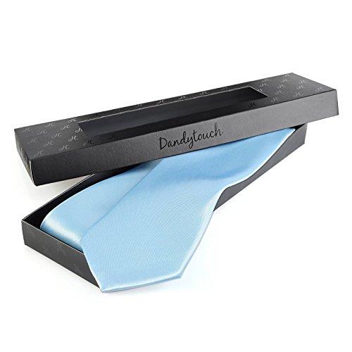 Cravate Bleu ciel DandyTouch